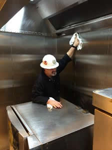 Duct Dryer Vent Galley Vent Hood Cleaning Oar